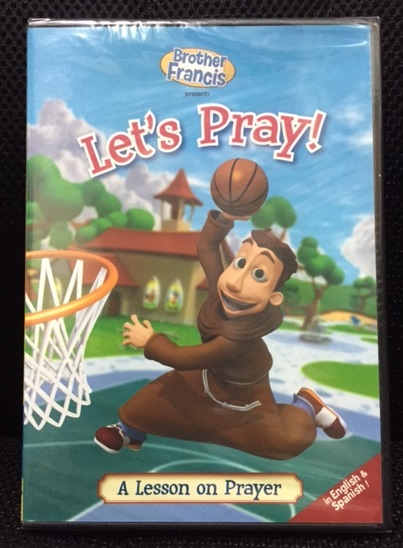 Let's Pray - Brother Francis series