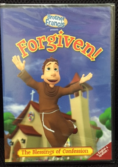 Forgiven - Brother Francis series