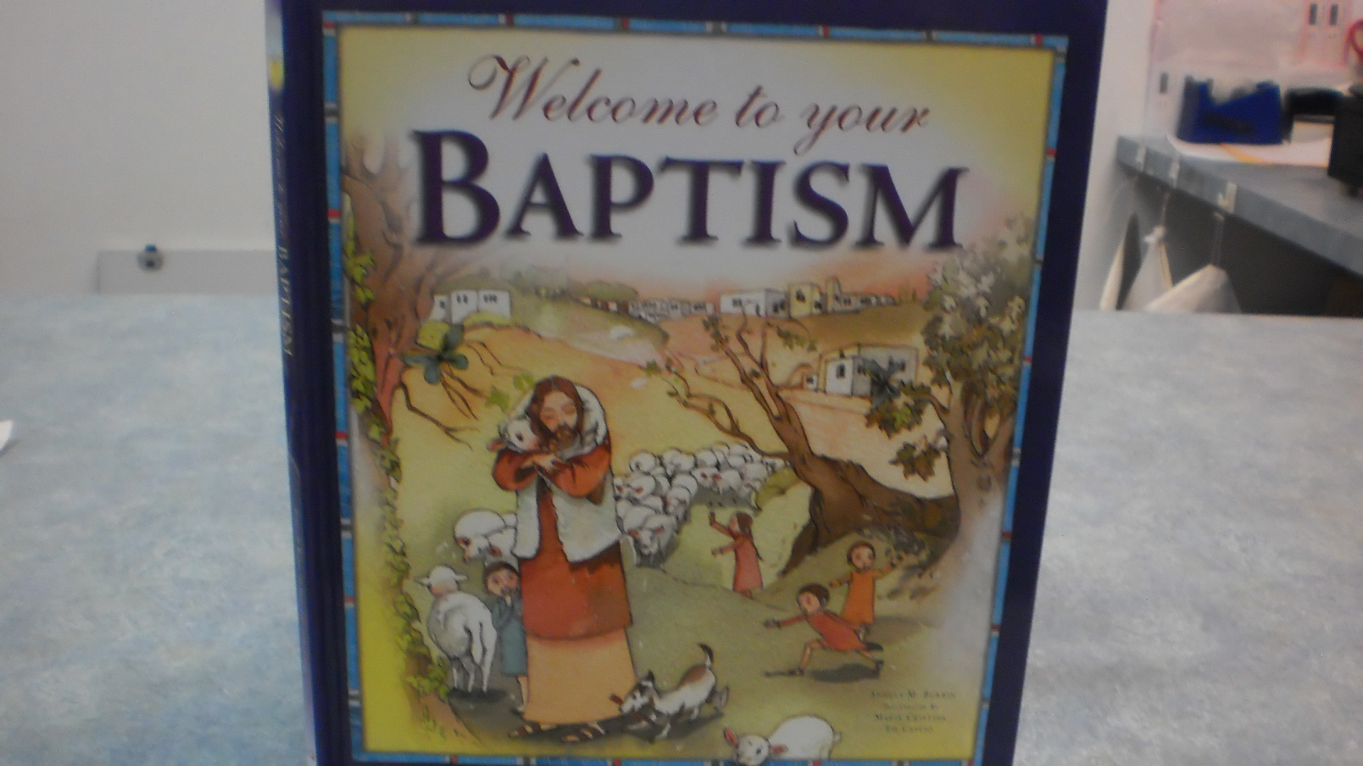 Welcome to your Baptism